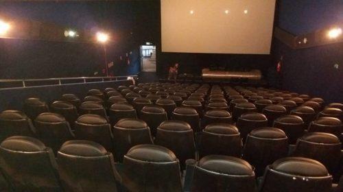 poltronas de cinemas